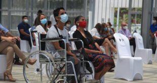 Tienen esquema completo de vacunación el 44% de población con discapacidad